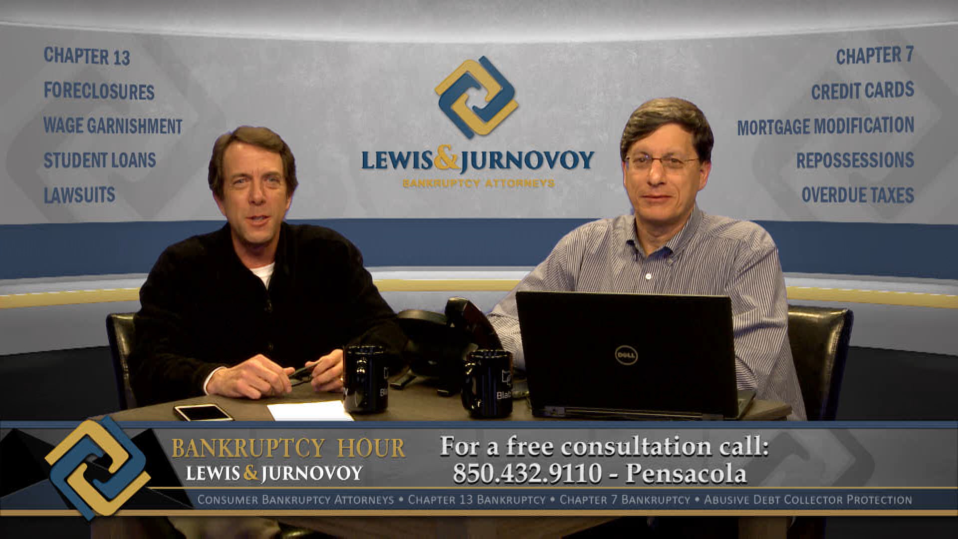 Bankruptcy Hour with Lewis & Jurnovoy
